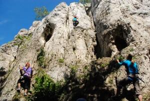 Wspinaczka górska na feriach Zawiercie